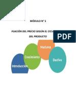 APUNTES DE POL. DE PRECIOS Y MERC. 703 (MÓDULO 5)