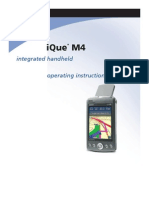 iQue M4 Operating Instructions