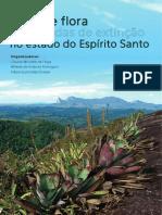 Espécies Fuana e Flora Ameaçadas Extinção- ES 2019