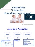 Clase 3 Sesión 4 Evaluación Pragmática Conversacional 2021