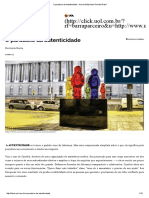 O paradoxo da autenticidade - Harvard Business Review Brasil