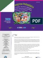 Xxv Congreso Pedagogico 2020 17mb Conclave