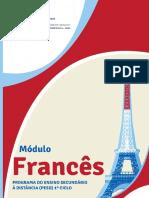 Módulo 1 de Francês Da 8ª, 9ª e 10ª Classe Em PDF