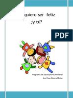 Programa Educacion Emocional 2011 12
