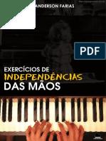 [Cliqueapostilas.com.Br] Exercicios de Independencias Das Maos
