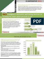 LTCI 2011 Fact Card 3 - Caregivers