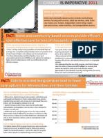 LTCI 2011 Fact Card 4 - HCBS