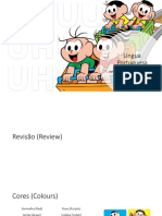 Língua Portuguesa - Aula 5