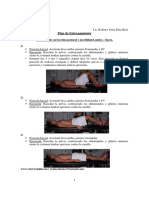 ejercicicios de correccion postural