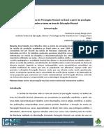 [ok] HORN, Suelena de Araújo Borges - Problematizando o ensino da Percepção Musical no Brasil a partir da produção acadêmica sobre o tema na área de Educação Musical