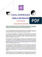 Leiscosmicas