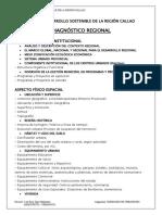 INDICADORES DE DESARROLLO PARA EL DIAGNÓSTICO REGIONAL - CALLAO