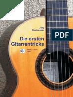 Jürg Hochweber - Die ersten Gitarrentricks