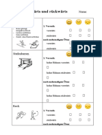 Rollen Vw, Rw - Form.beurteilung SM