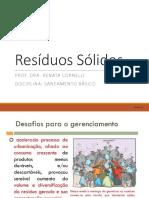 Aula 04- Continuação de Resíduos e tratamento biológico