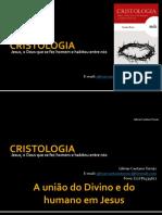 Unidade III - Cristologia