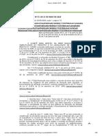 Atividades Baixo Risco Resol. CGSIM Nº57 - 2020