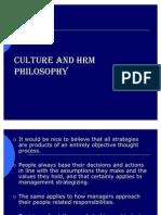 cultureandhrmphilosophy-100304062203-phpapp01