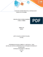 FASE 2 – IDENTIFICACION DE LOS PRINCIPIOS DE LA CONTRATACION