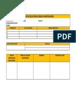 Matriz de Selección de Línea de Investigación (m1)