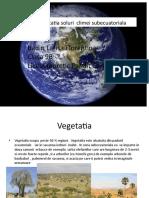 Proiect Geografie