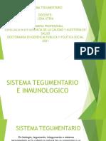 Clase Sistema Tegumentario e Inmunologico