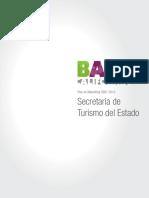 Vive Baja (plan de marketing)