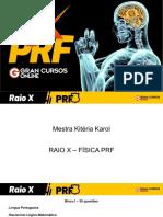 RaioX PRF - Kitéria Karol