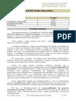 Direito Constitucional p DEPEN - Agente Penitenciário Federal-Aula 05