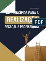5 Princípios Para a Realização Pessoal e Profissional