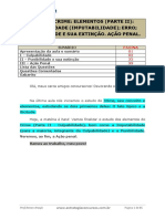 Direito Penal p DEPEN - Agente Penitenciário Federal Aula 03