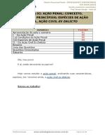 Direito Processual Penal p DEPEN - Agente Penitenciário Federal Aula 02