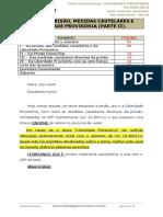 Direito Processual Penal p DEPEN - Agente Penitenciário Federal Aula 04
