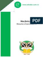 Resumo POLI USP Mecânica a P3