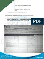 Informe Curso Psicoprofilacticos Ipscanaima