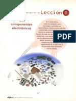 los componentes electronicos