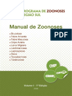 Manual de Zoonoses