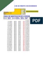 TABLA DE AMORTIZACION CON MACROS