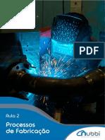 002. Processos de Fabricação-Demais Processos de Fundição