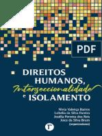 Livro digital - Direitos Humanos, interseccionalidade e isolamento
