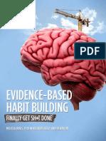 Renaissance Periodization - Evidenced Based Habit Building