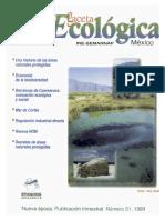 GACETA ECOLOGICA No. 51