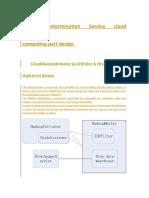MapReduce Component Design