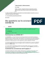20 Langue II - Covid-19