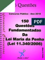 LEI MARIA DA PENHA - LEI Nº 11.340_2006-apostila amostra