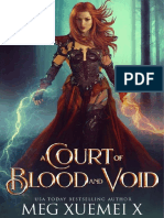 1. a Court of Blood and Void