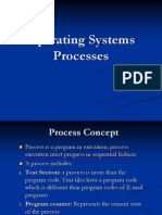 Lecture 1 and 2- Processes