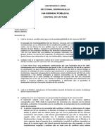 Finanzas. Daniela P Monica A Carlos Q