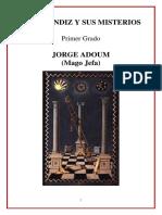 Jorge Adoum El Aprendiz y Sus Misterios 03