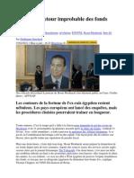 Fonds Moubarak_Figaro_15.2.2011